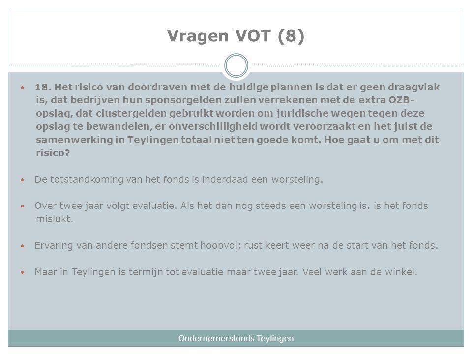 Vragen VOT (8) 18.
