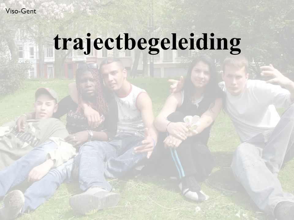 Viso-Gent trajectbegeleiding