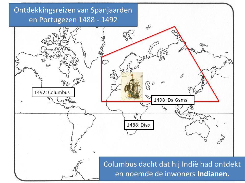 Gevolgen voor de Indianen III.