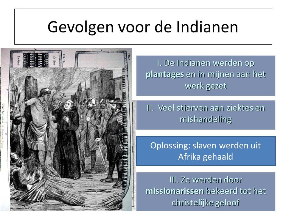 In de veroverde gebieden werden kolonies en handelsposten gesticht.