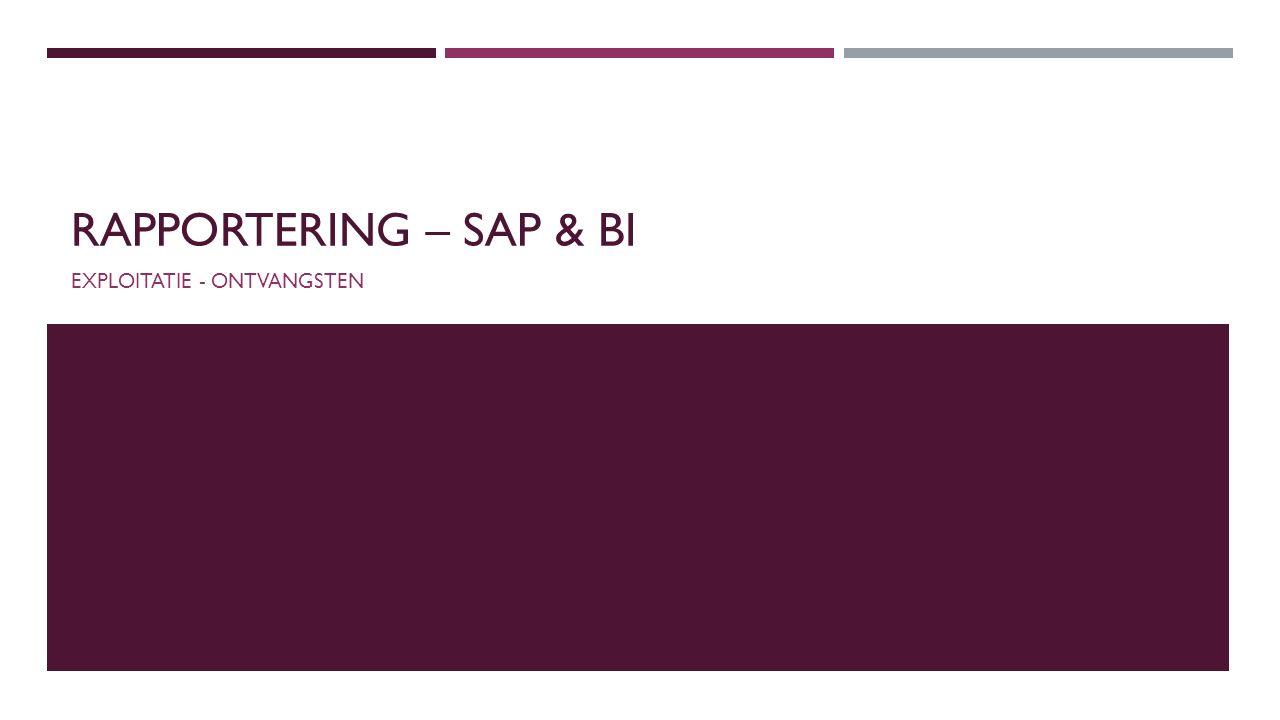 SD CREDITNOTA & AANZUIVERING Creditnota aanvraag SD Module Refereert naar SD Order SD Creditnota SD Module FI Creditnota = Aanrekenen creditnota (vermindering/terugbetaling) FI-AR Module Volledige Vermindering – Directe aanzuivering met originele FI Factuur Gedeeltelijke Vermindering – Aanzuivering wanneer de FI Factuur volledig aangezuiverd is, m.a.w.