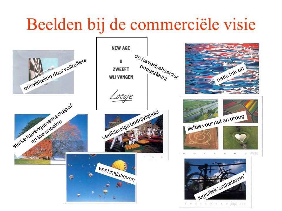 logistiek 'ontketenen' natte haven veelkleurige bedrijvigheid sterke havengemeenschap af en toe snoeien ontwikkeling door voltreffers veel initiatieve