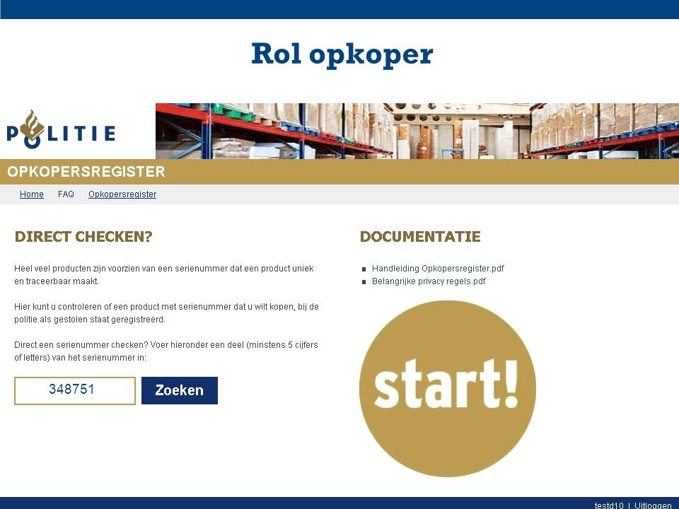Deventer 10-3Digitaal Opkopers Register (DOR) - Politie-eenheid Oost-Nederland12 Rol opkoper 348751