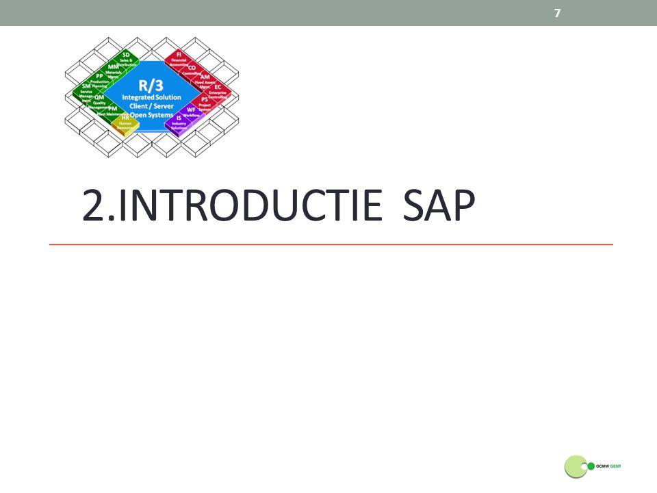 12.INTRODUCTIE SAP 7