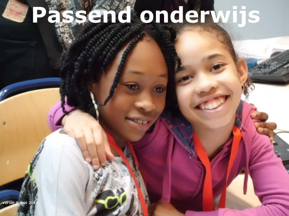 Passend onderwijs www.youtube.com/watch?v=mfy7haRUoQo 19. Passend onderwijs in Zuidoost