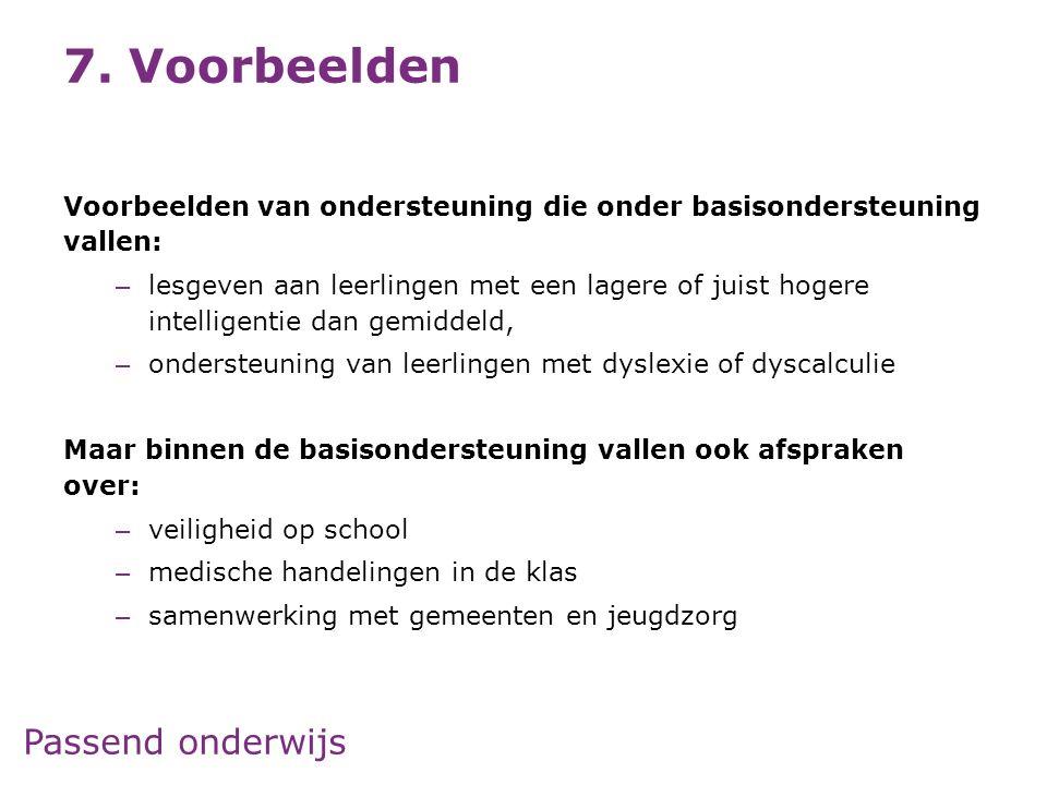 Passend onderwijs Achtergrond www.passendonderwijszuidoost.nl en: www.passendonderwijs.nlwww.passendonderwijs.nl www.steunpuntpassendonderwijs.nlwww.steunpuntpassendonderwijs.nl www.poraad.nl/content/passend-onderwijswww.poraad.nl/content/passend-onderwijs www.steunpuntpassendonderwijs.nl/links/www.steunpuntpassendonderwijs.nl/links/ 25.