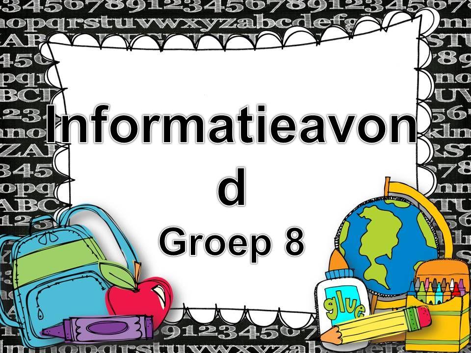-Voorstellen - Groepsvorming - Huiswerk - RT/Verdieping/Verrijking - Vakken - Kamp - Musical -Excursies - - Uitleg advies en voortgezet onderwijs