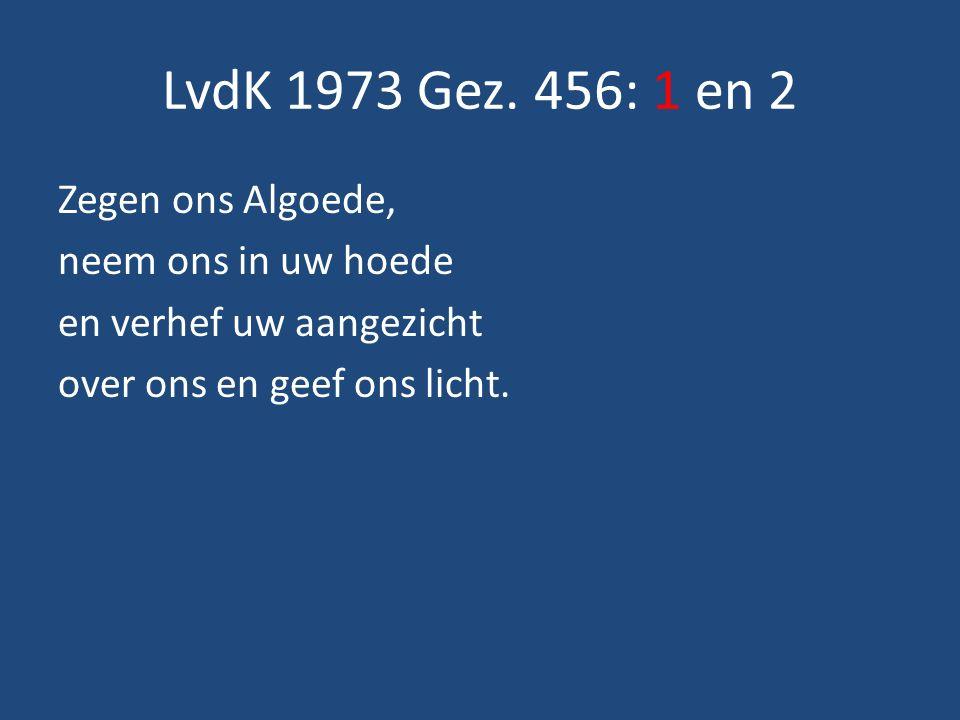 LvdK 1973 Gez.