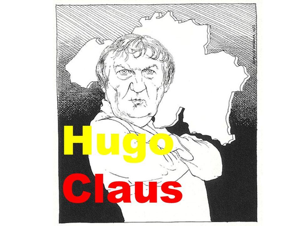 ClausProza Ook als romanschrijver experimenteert Claus volop.