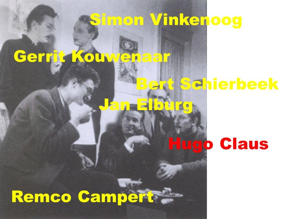 ClausPoëtica Zijn oeuvre wordt gekenmerkt door een grote verscheidenheid aan thema's, stijlen, genres, tonen en ritmes, en is één grote poging zijn eigen werkelijkheid te creëren. (Nedweb) Grillig, barok, maniëristisch Eclecticisme, mengeling van stijlen