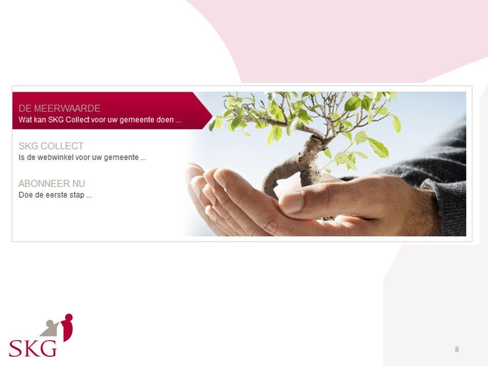 Voordelen 7 Gemeenteleden kunnen betalen met iDEAL Gemeenteleden hebben totale overzicht voor fiscus Minder papier Koppeling op uw website, gemeentele
