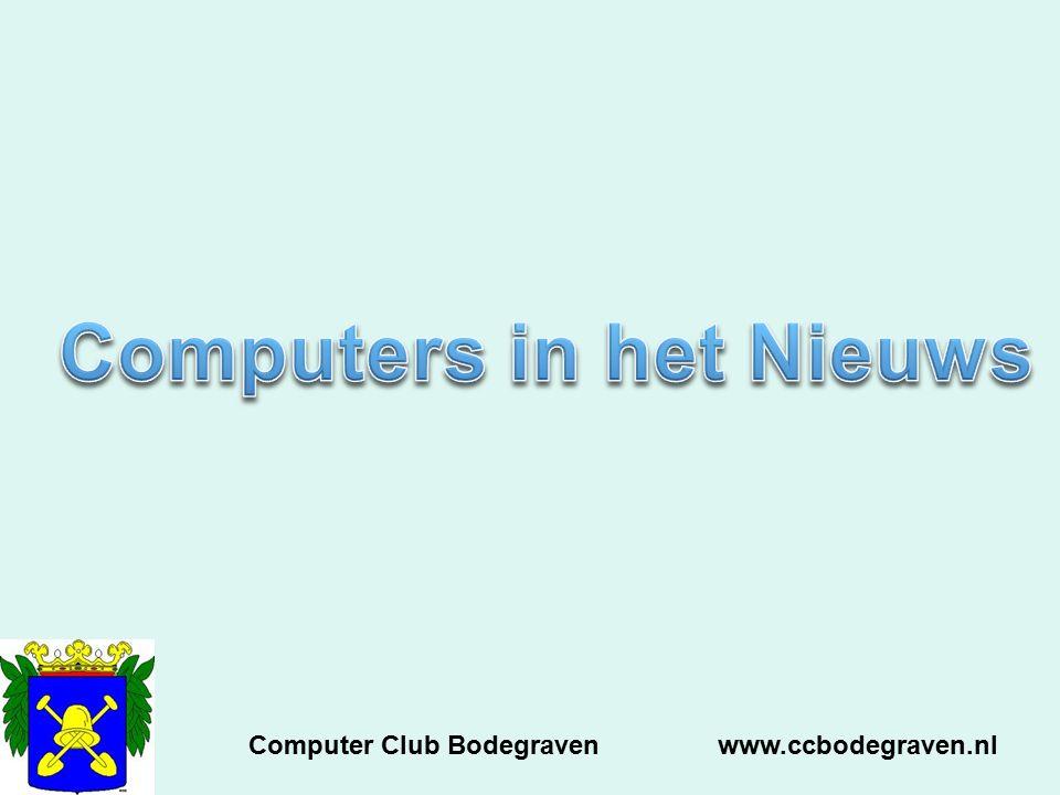 Computer Club Bodegraven www.ccbodegraven.nl