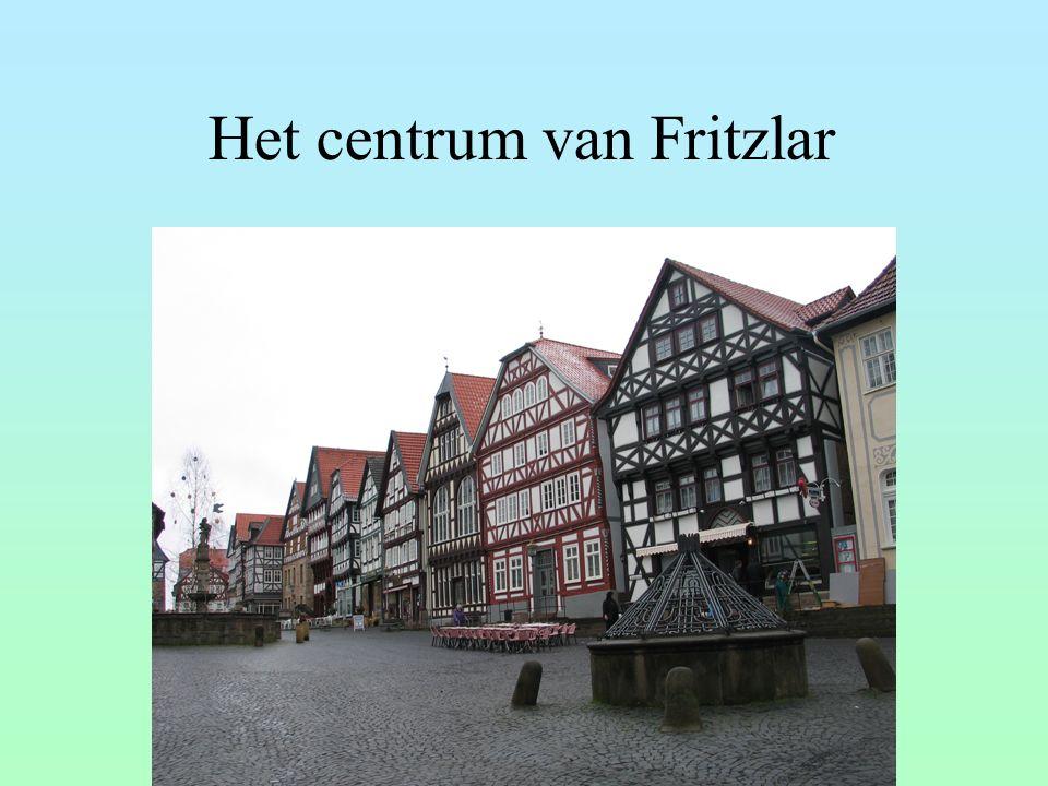 Het centrum van Fritzlar 23