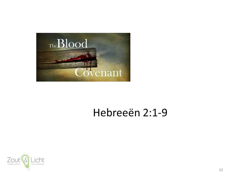 Hebreeën 2:1-9 10