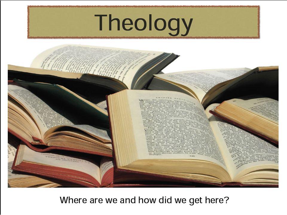 Bijbelse theologie – De studie van de openbaring van de Schrift gebaseerd op het historische raamwerk zoals die in de Bijbel tot ons komt 5