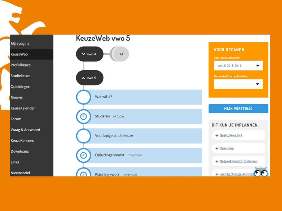Registratie KeuzeWeb ouders Registreren ouders op Schoter.DeDecaan.net Ga naar www.schoter.dedecaan.net > knop Inloggen Er wordt u gevraagd om uw eigen gegevens en de gegevens van uw kind(eren) in te vullen.