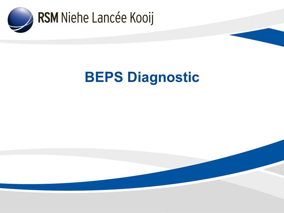 BEPS Diagnostic