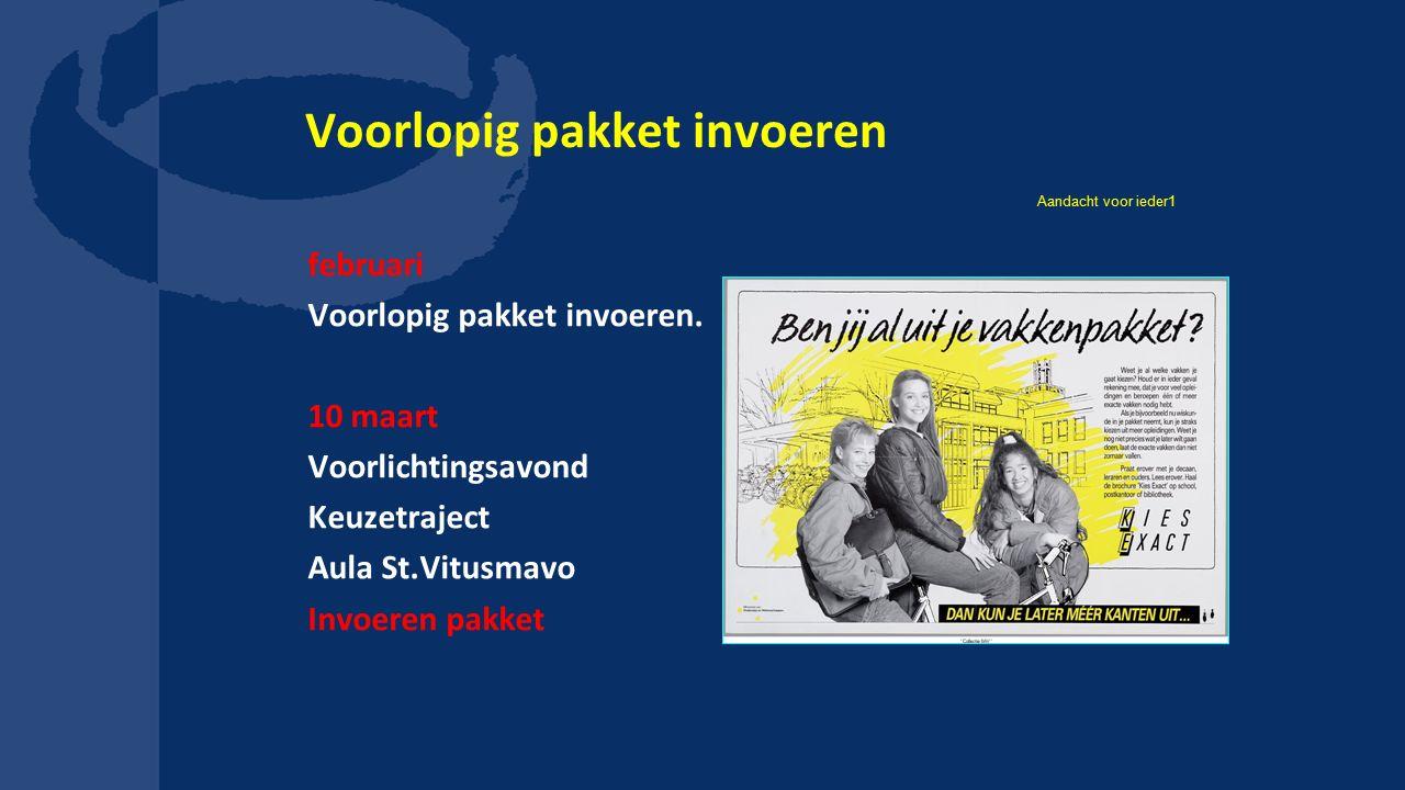 30/31 maart Doedag MBO Ikkiesmbo.nl i.s.m. ROC van Amsterdam Oriënteren door Aandacht voor ieder1