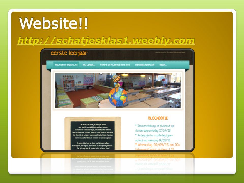 http://schatjesklas1.weebly.com