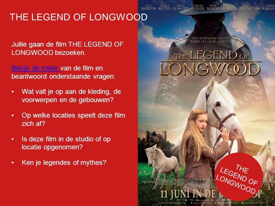 Filmp oster Jullie gaan de film THE LEGEND OF LONGWOOD bezoeken.