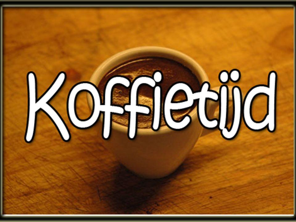 Een oefening KOFFIE & THEE