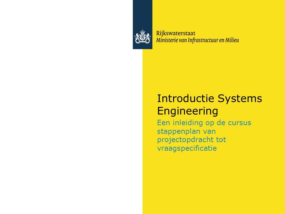 Rijkswaterstaat Pagina 12- Blok 0 – Introductie SE Introductie Systems Engineering RWS ONGECLASSIFICEERD Levenscyclus: Welke beslissingen hebben de grootste kostenconsequenties .