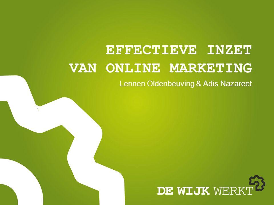 EVEN VOORSTELLEN… Adis Nazareet Online Marketing Specialist Lennen Oldenbeuving Eigenaar GDESIGN web.print.design.