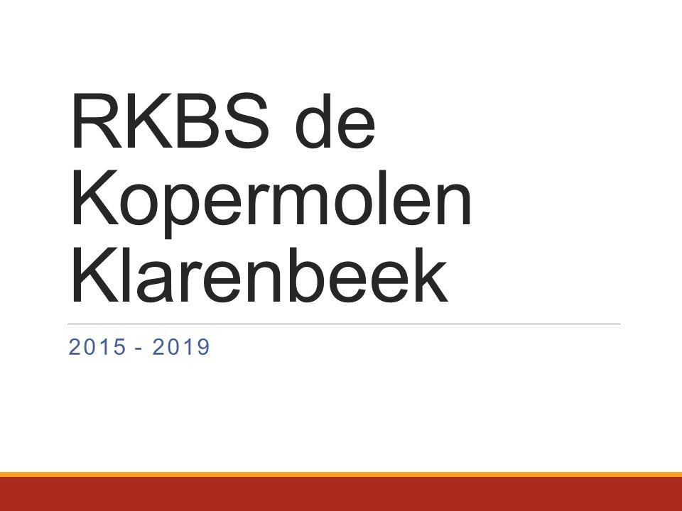 RKBS de Kopermolen Klarenbeek 2015 - 2019