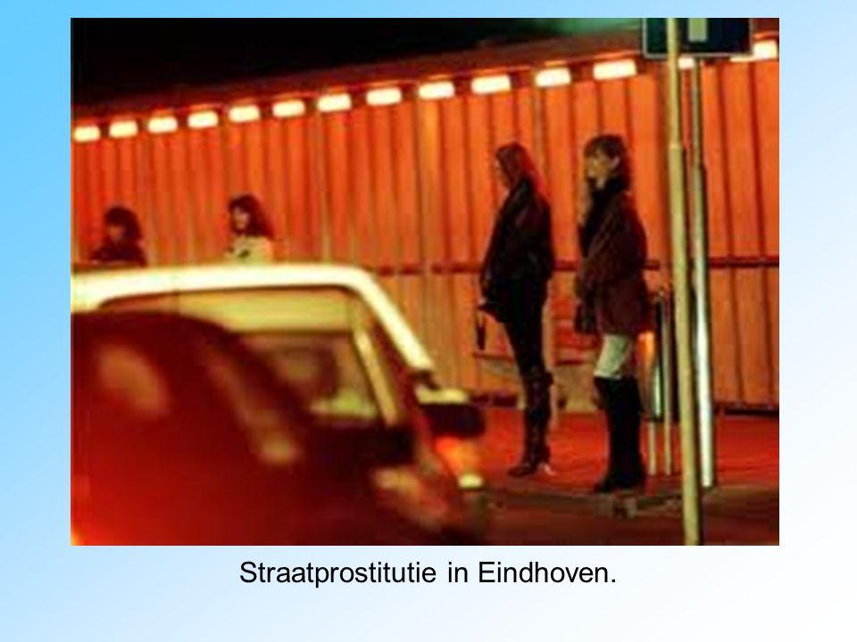 Straatprostitutie in Eindhoven.