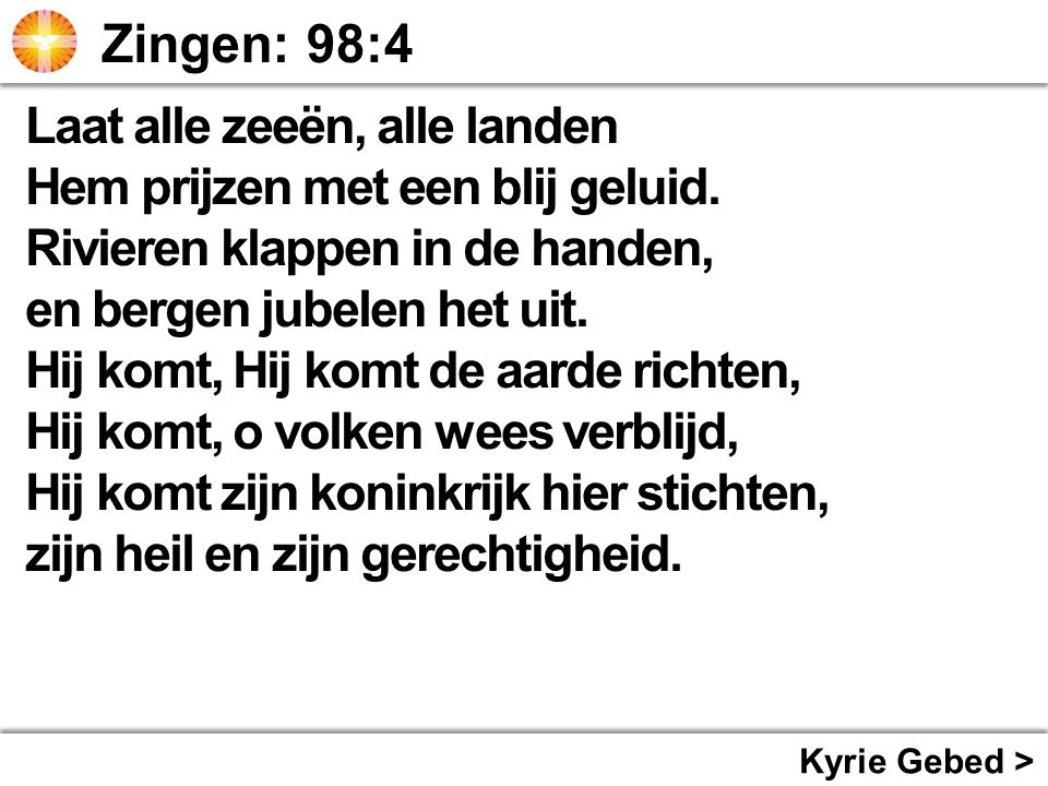 Zingen: 871:3,4 >