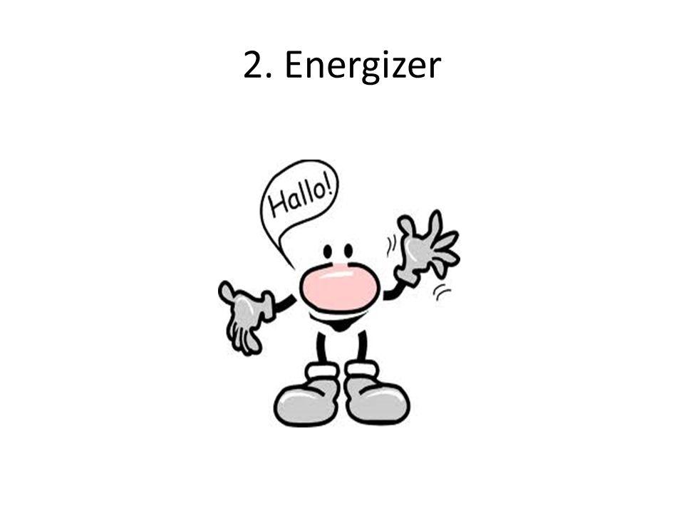 2. Energizer