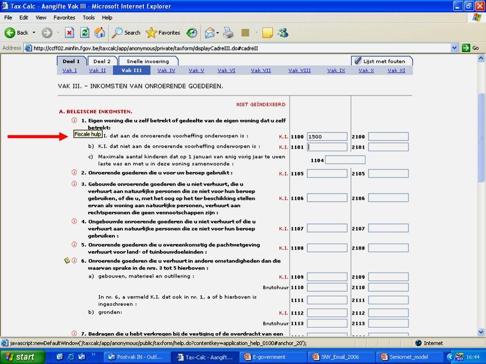 Deze presentatie mag noch geheel, noch gedeeltelijk worden gebruikt of gekopieerd zonder de schriftelijke toestemming van Seniornet Vlaanderen VZW maart 2009 EID en e-government 49