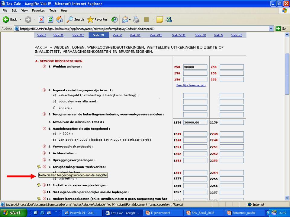 Deze presentatie mag noch geheel, noch gedeeltelijk worden gebruikt of gekopieerd zonder de schriftelijke toestemming van Seniornet Vlaanderen VZW maart 2009 EID en e-government 51