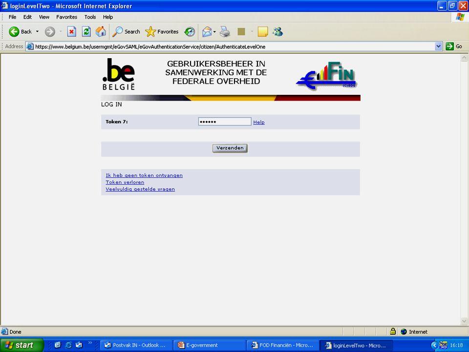 Deze presentatie mag noch geheel, noch gedeeltelijk worden gebruikt of gekopieerd zonder de schriftelijke toestemming van Seniornet Vlaanderen VZW maart 2009 EID en e-government 66