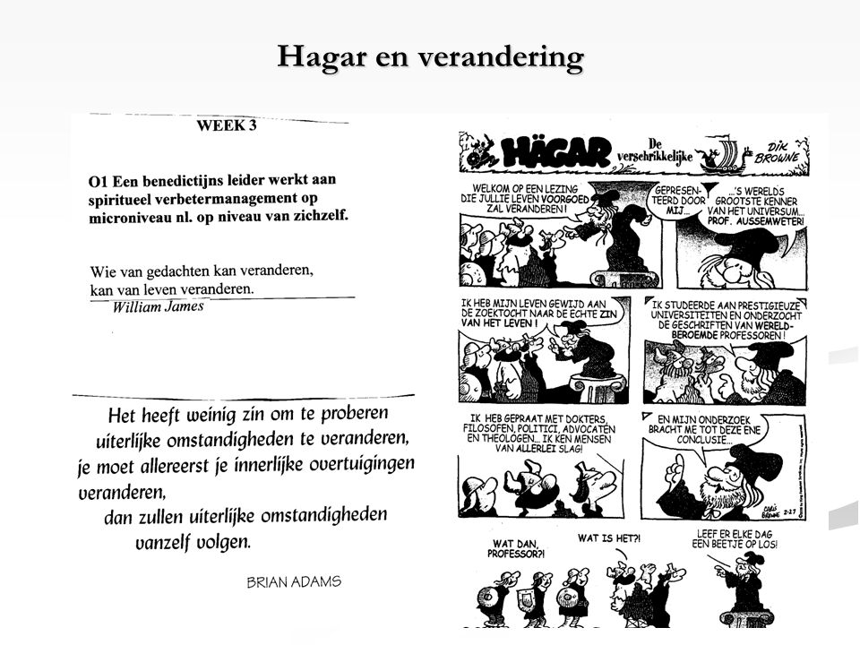 36Werner Bosman DPB-Gent Aandachtspunten Definieer leerervaringen als uitdagingen stimulansen.
