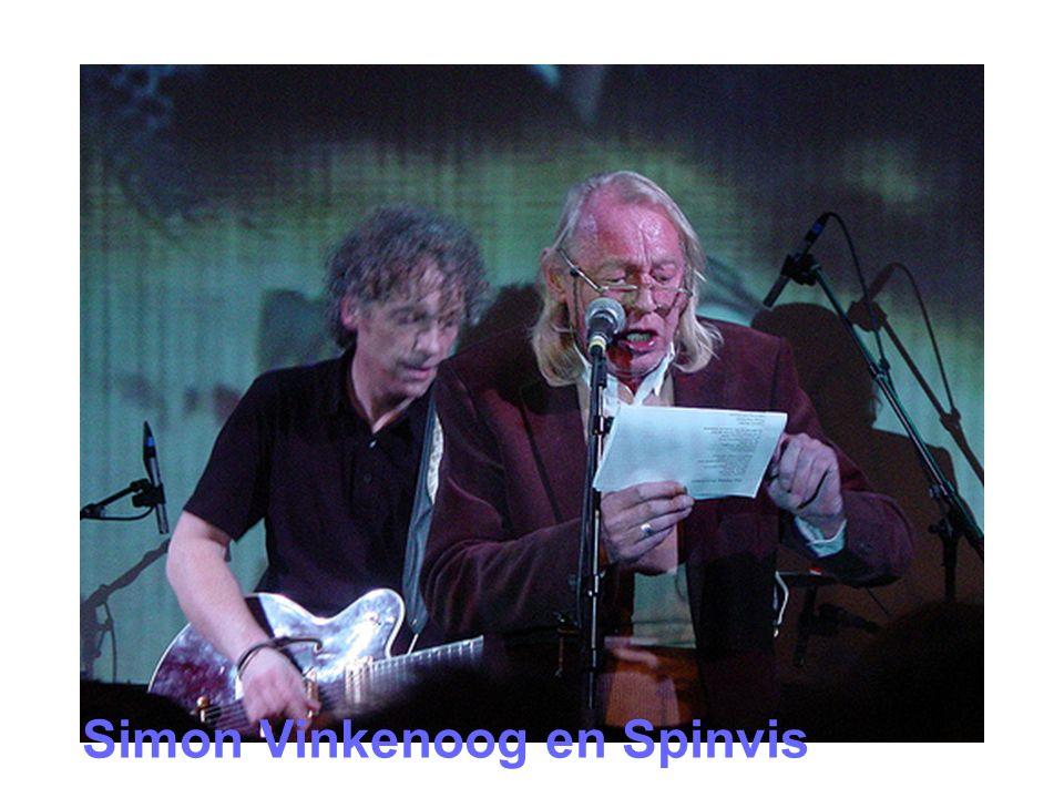Simon Vinkenoog en Spinvis