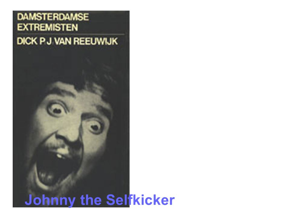 Johnny the Selfkicker
