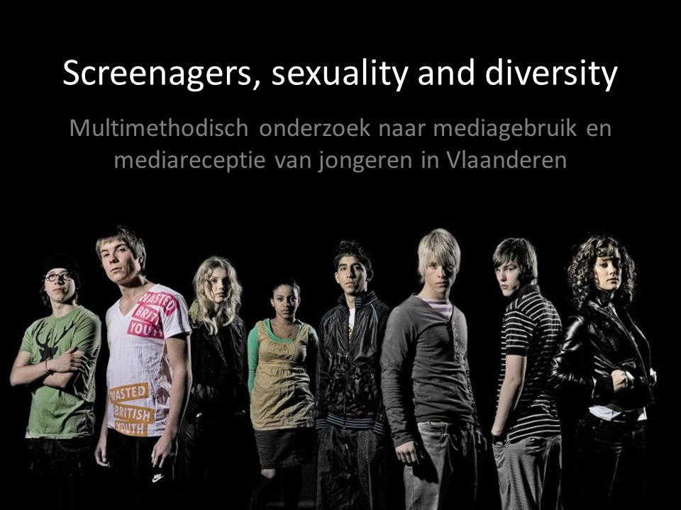 Kwalitatief: -social viewing- etniciteit: allochtonen ≠ autochtonen (vb.