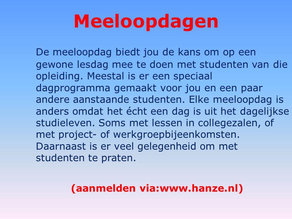 Vragen??? decanaat@zernike.nl