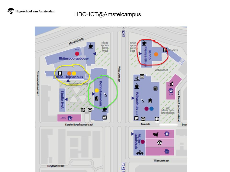 HBO-ICT@Amstelcampus