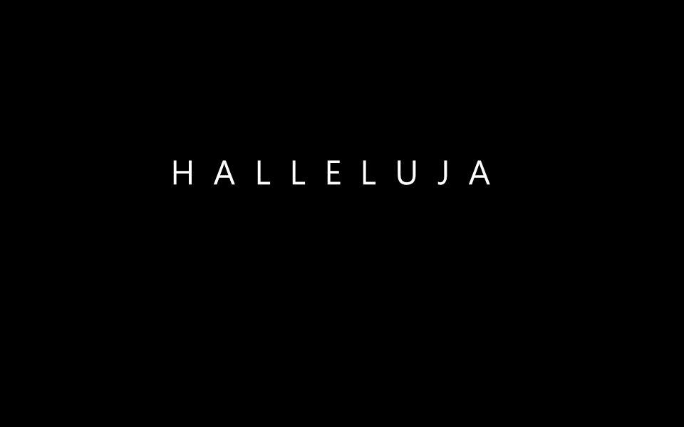 H A L L E L U J A