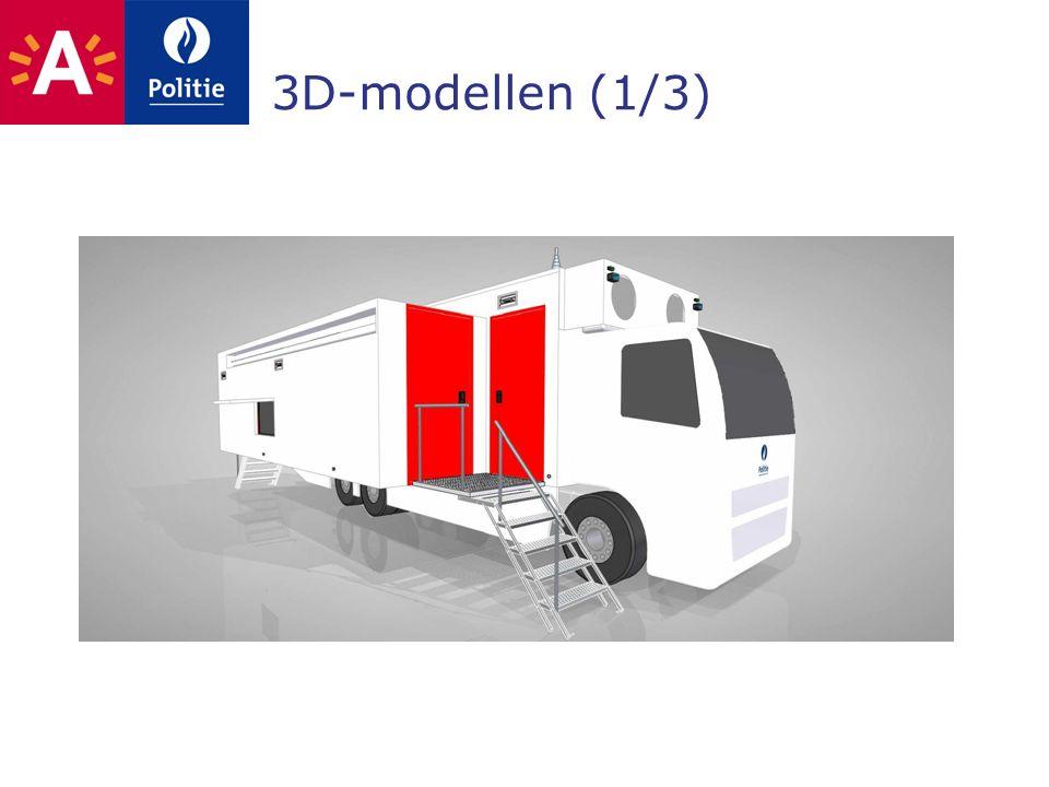3D-modellen (1/3)