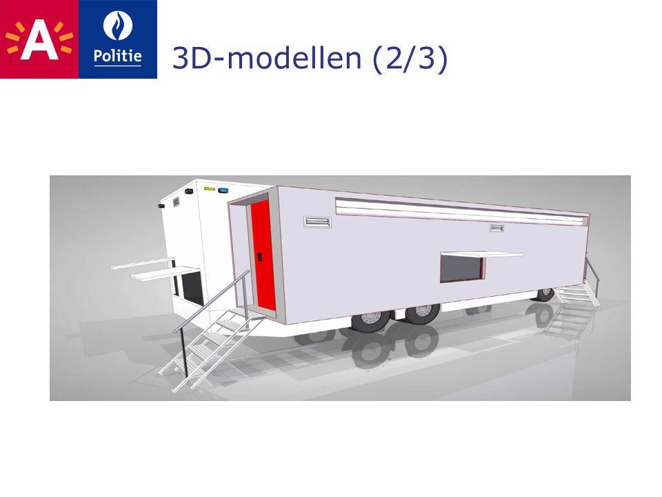 3D-modellen (2/3)