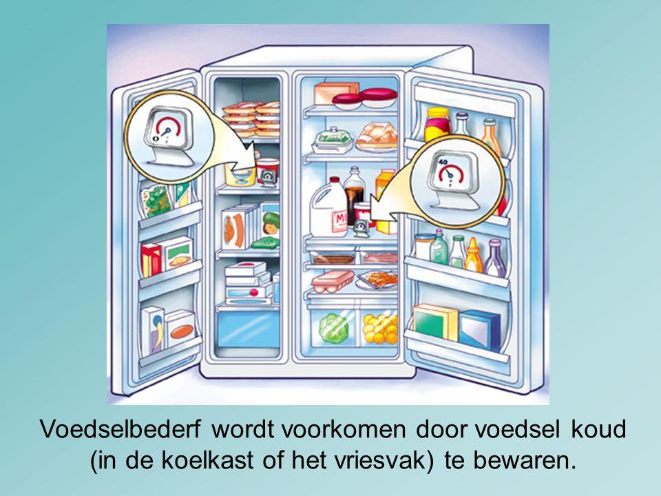 Bacteriën en voedselbereiding Speciale soorten bacteriën worden gebruikt bij de bereiding van bepaalde voedingsmiddelen, bijvoorbeeld: zuurkool yoghurt