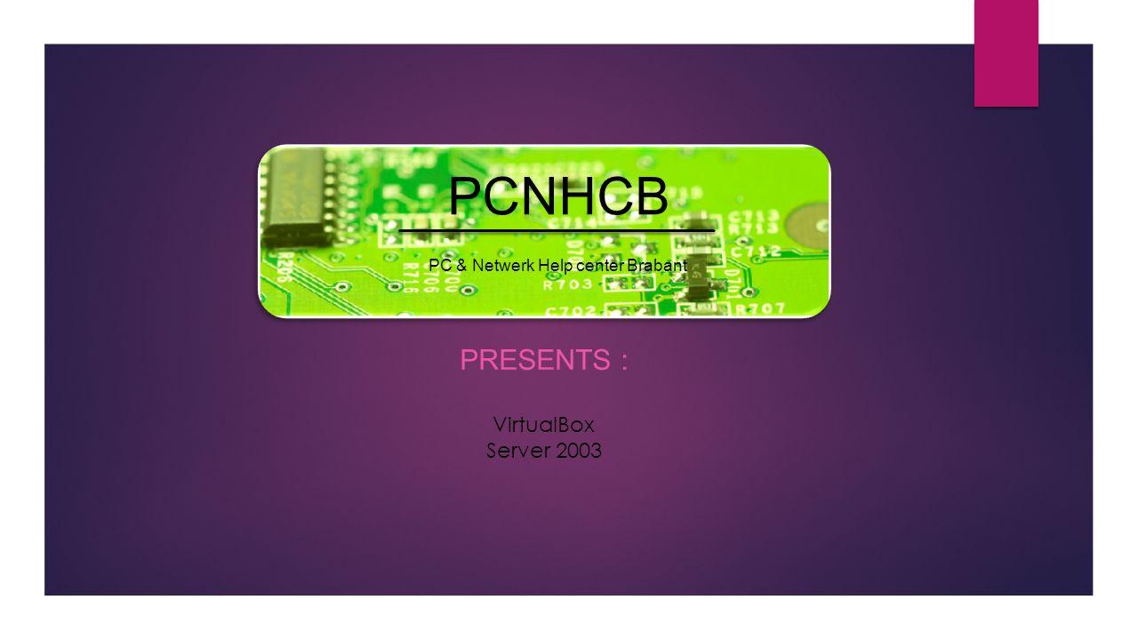 Hoe promoveer ik een server tot domain controller? © 2013 PC en Netwerk Help Center Brabant