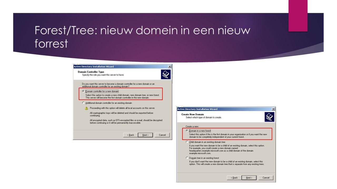 Full Qualified Domain Name (Full DNS name) + netbios name