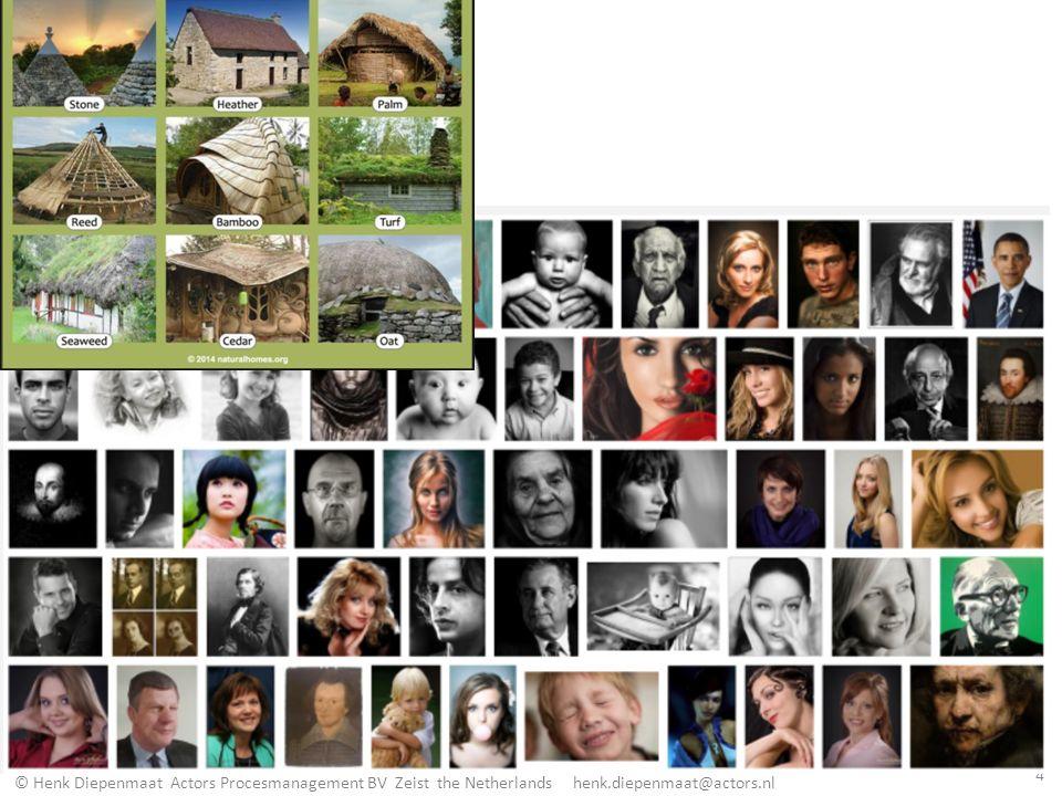 © Henk Diepenmaat Actors Procesmanagement BV Zeist the Netherlands henk.diepenmaat@actors.nl 15