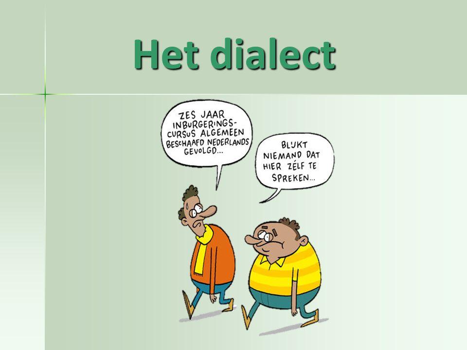 Het dialect