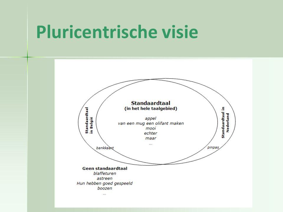 Pluricentrische visie