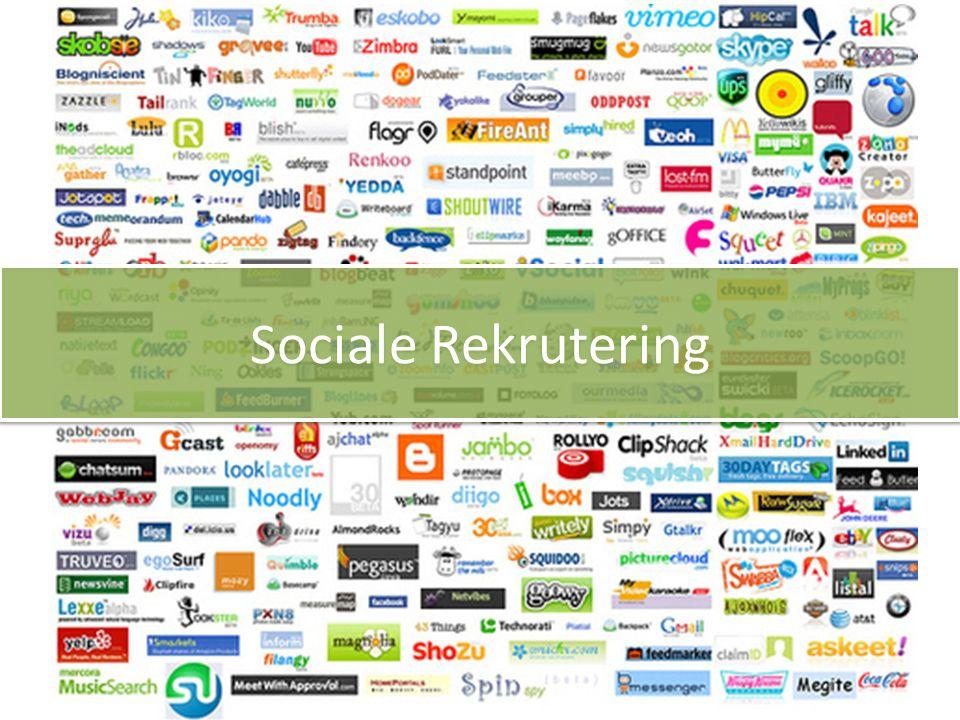 Sociale Rekrutering